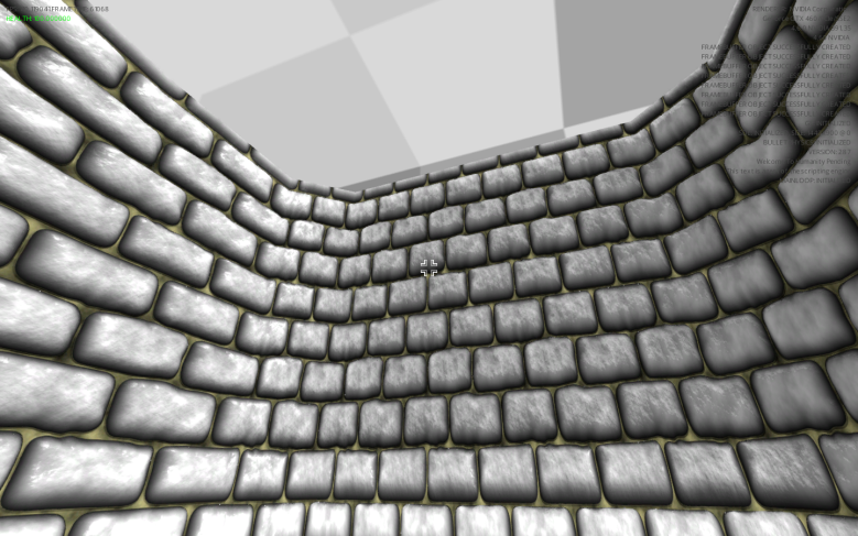 Parallax Occlusion Mapping